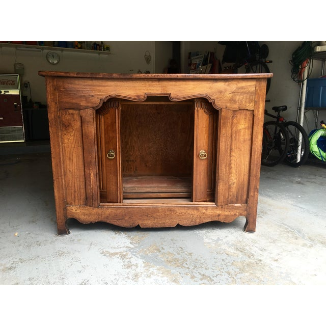 19th-Century Buffet Cabinet - Image 3 of 6