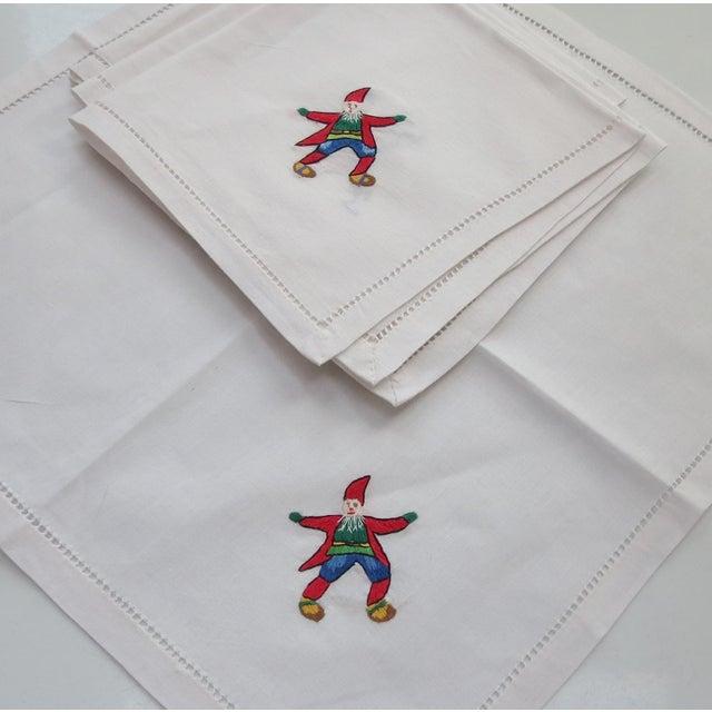 Linen Napkins - Set of 4 - Image 4 of 4
