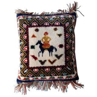 Bohemian Peruvian Pillow