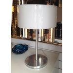 Image of Paul Mayen Table Lamp With White Acrylic Shade