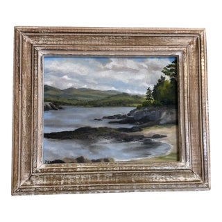 """""""The Firth of Fourth"""" Scottish Plein Air Painting"""