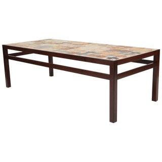 Tue Poulsen Tile Coffee Table