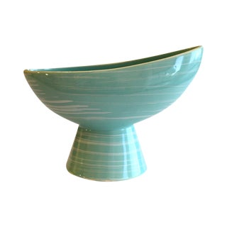 McCoy Aqua Vase