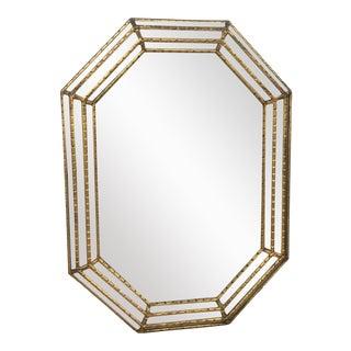 Giltwood Italian Wall Mirror
