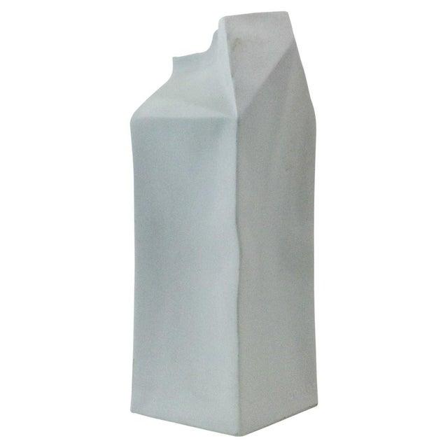 Rosenthal Studio Line Porcelain Milk Carton Vase - Image 1 of 6