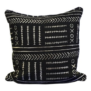 Hand-Made Mudcloth Pillow
