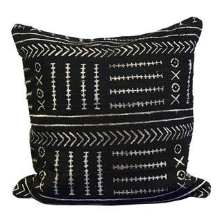 Hand-Made Mudcloth Pillow