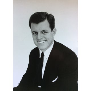 Original Ted Kennedy Photography by Jacques Lowe