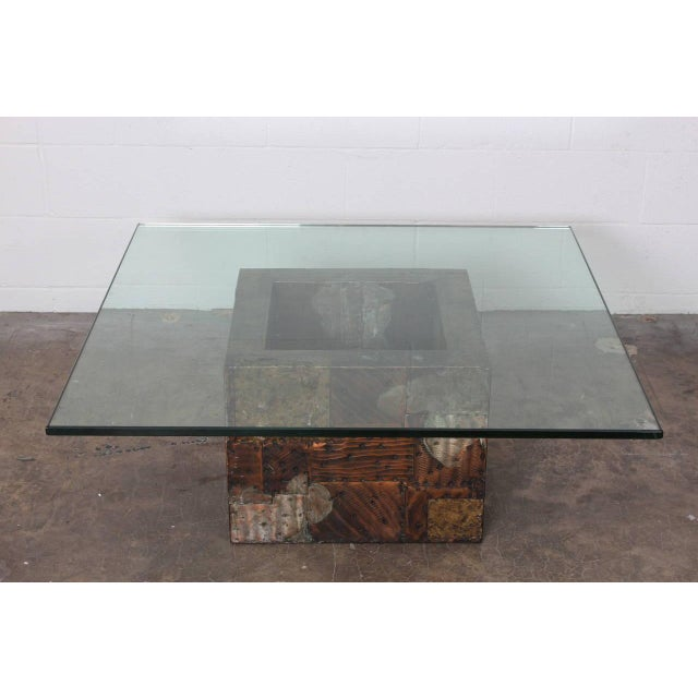 Paul Evans Patchwork Coffee Table - Image 4 of 10
