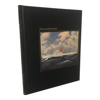 """""""The Seafarers - the Luxury Yachts"""" Book"""