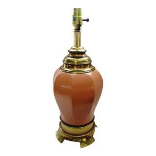 Hollywood Regency Table Lamp