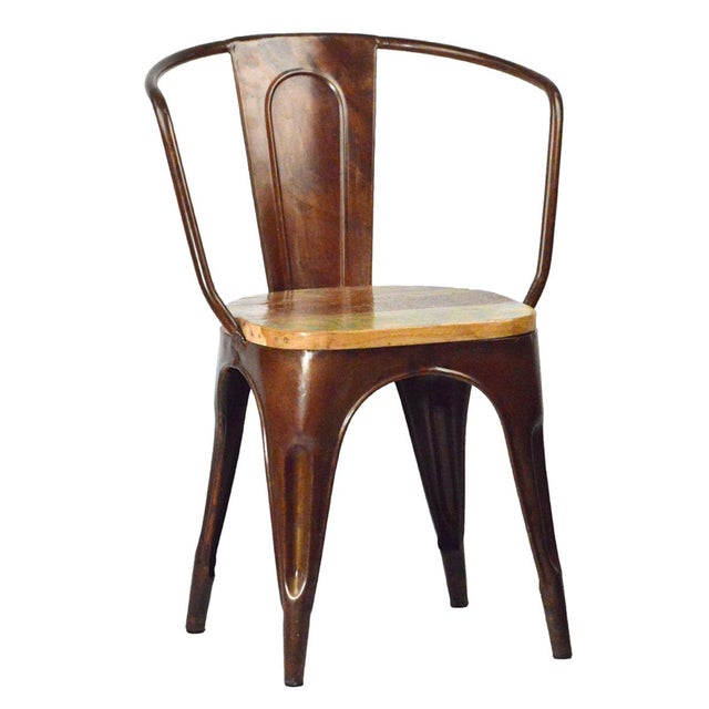 Industrial dining chair chairish - Cb industry chair ...
