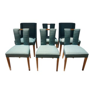 E. Saarinen Modern Dining Chairs - Set of 6