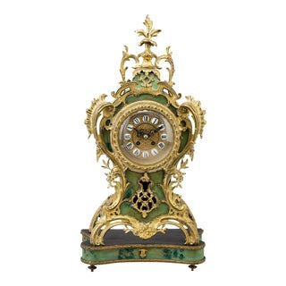 Gustav Becker Mantle Clock