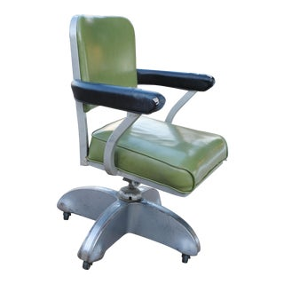 Steelcase Industrial Swivel Desk Chair
