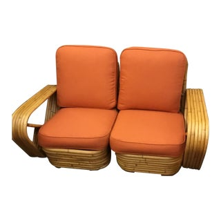 Paul Frankl Club Pretzel Chairs - A Pair