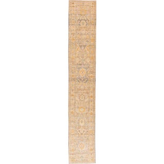 """Persian Sultanabad Rug - 3'1"""" x 19'6"""""""