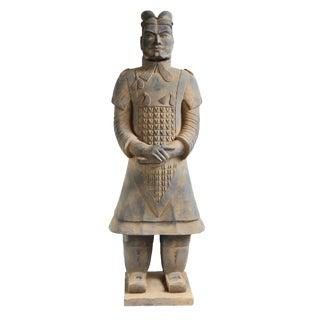 Terra Cotta Warrior Statue