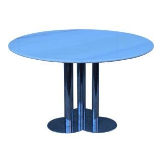 1960's Sergio Asti For Poltronova Trifoglio Dining Table