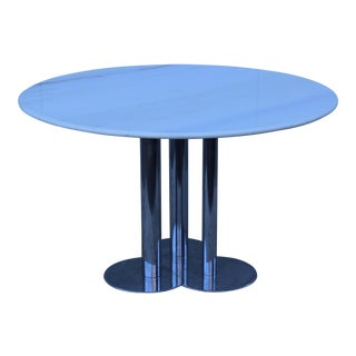 1960's Sergio Asti For Poltronova Trifoglio Dining Table