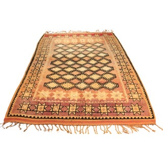 Bellwether Rugs Vintage Moroccan Area Rug - 4′4″ × 10′7″