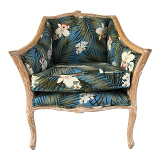 Upholstered Branch Design Chair