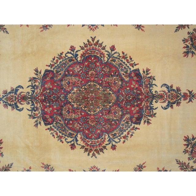 """Lavar Kerman Carpet - 9'6"""" X 13'5"""" - Image 5 of 7"""