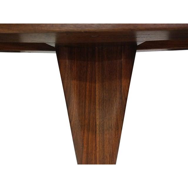 Vladimir Kagan Rolling Pedestal Bar - Image 4 of 10