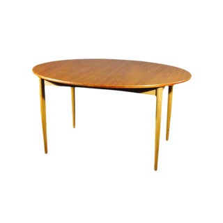 1950's Borge Mogensen Danish Teak Dining Table