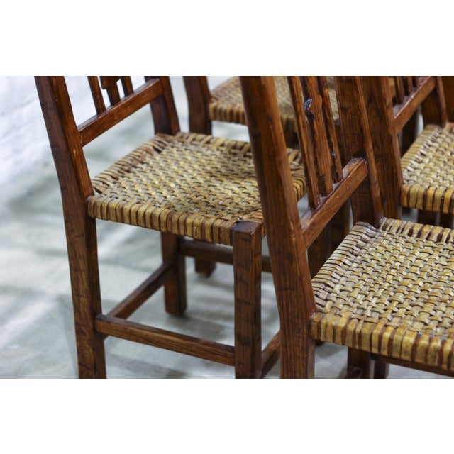 Vintage Argentinian Dining Chairs - Set of 6 - Image 3 of 5