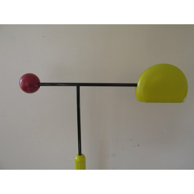 Vintage Floor Lamp by Toshiyuki Kita - Image 4 of 11