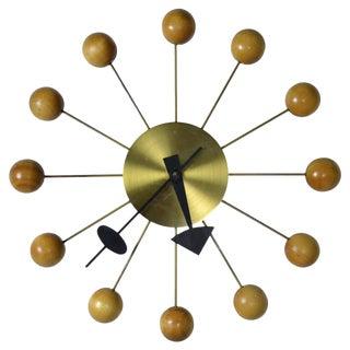 George Nelson Ball Clock for Howard Miller