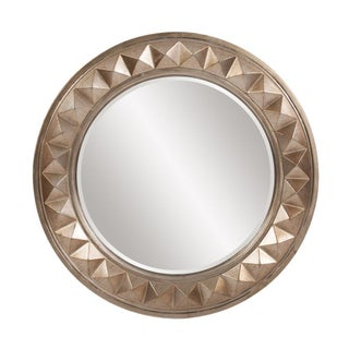 Champagne Gold Fantasia Wall Mirror