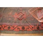 "Image of Vintage Turkish Kilim Carpet - 6'1"" x 7'9"""