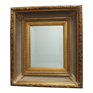 John-Richard Carved Wall Mirror