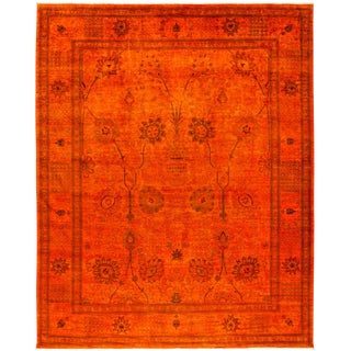 """Vibrance, Hand Knotted Area Rug - 12'4"""" X 15'"""