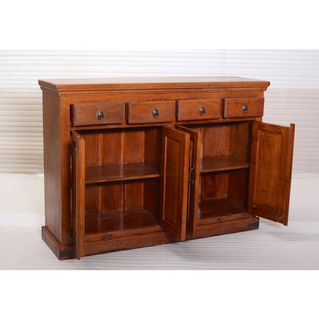 Image of Berenger Cabinet in Burnt Sienna
