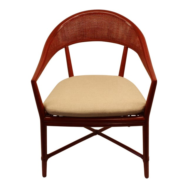 McGuire Roja Mallorca Chair - Image 1 of 7