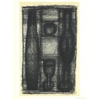 Rodolphe Raoul Ubac, Vases, Pomme Et Gobelet, 1966 Lithograph