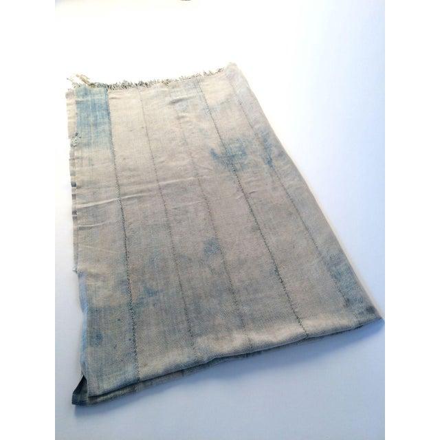 Image of Vintage African Indigo Textile 4