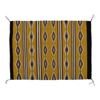 Native American Navajo Indian Chinle Wool Rug - 2′2″ × 3′