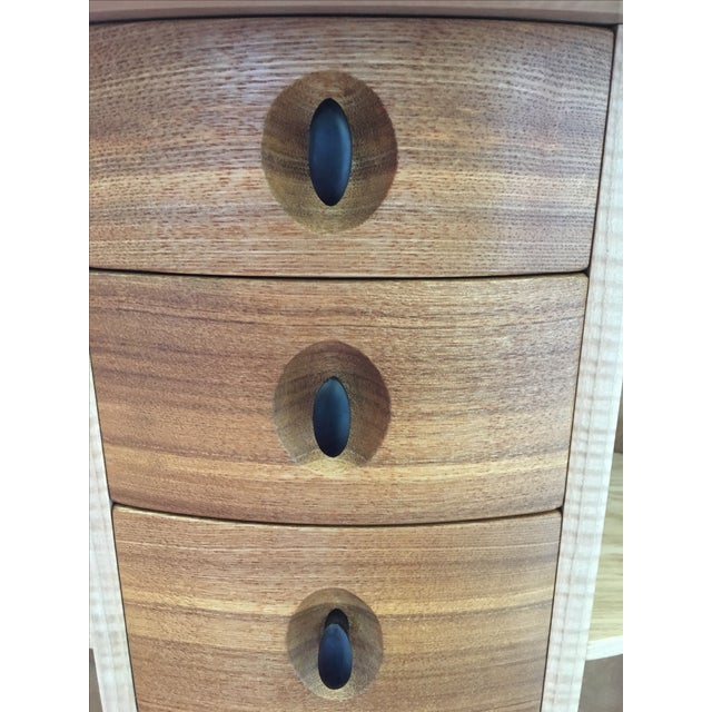 Image of Brian Newell Unique Skirt Cabinet