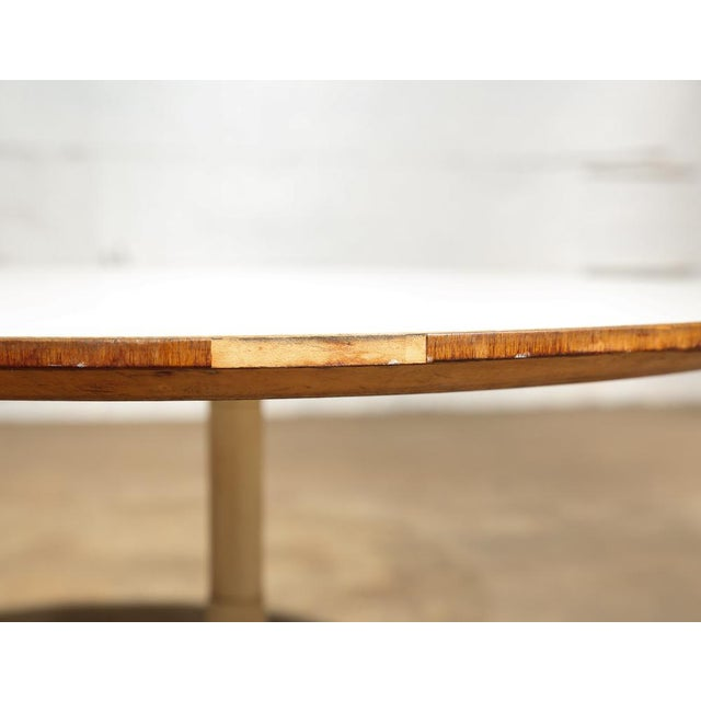George Nelson Round Coffee Table - Image 7 of 8