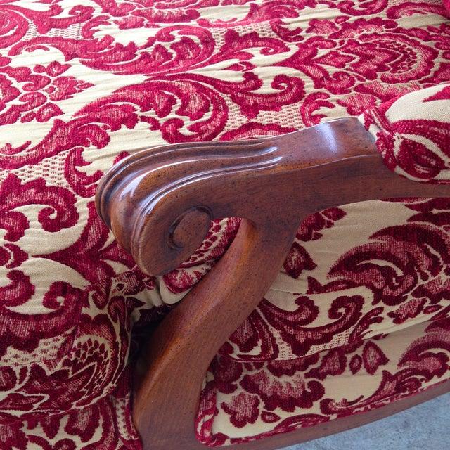 Image of Custom Designer Berger Chairs - A Pair