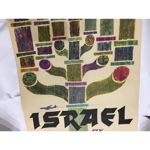 1960 David Klein 'TWA Israel' Poster - Image 6 of 9