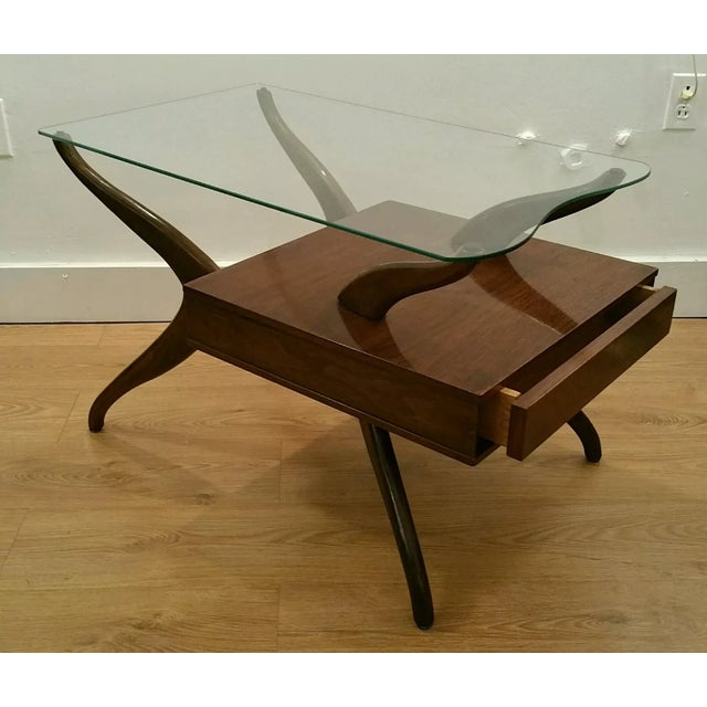 Kagan-Style Biomorphic Side Tables - A Pair - Image 4 of 6