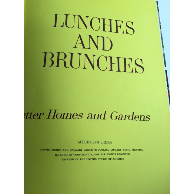 Vintage better homes gardens cookbooks set of 7 chairish 7 better homes and gardens