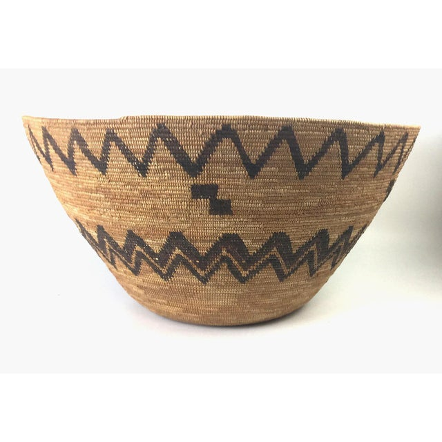 Yokuts Basket, circa 1890 - Image 5 of 7