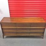 Image of Lane Mid-Century Solid Wood Dresser