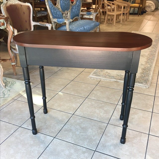 Image of Hard Rock Maple Entry Table